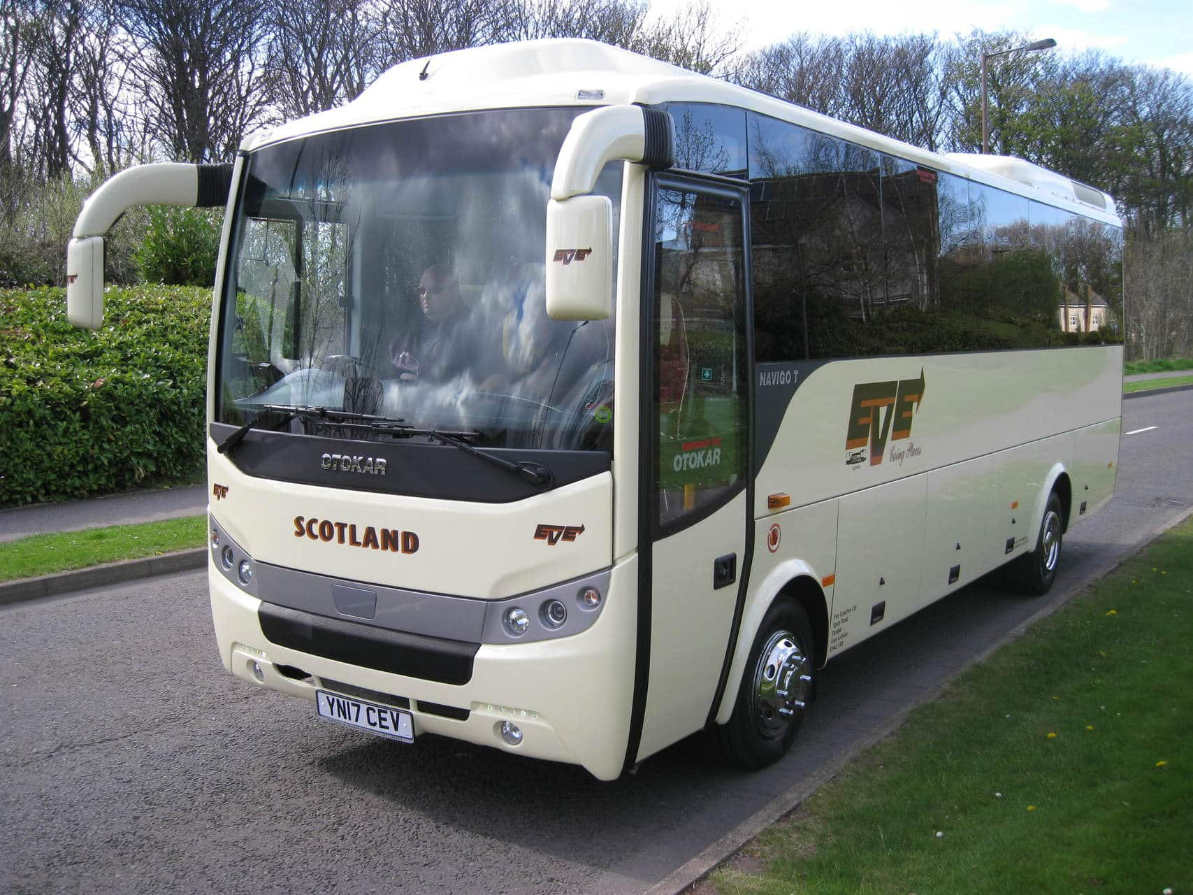 Otokar 38 Seats