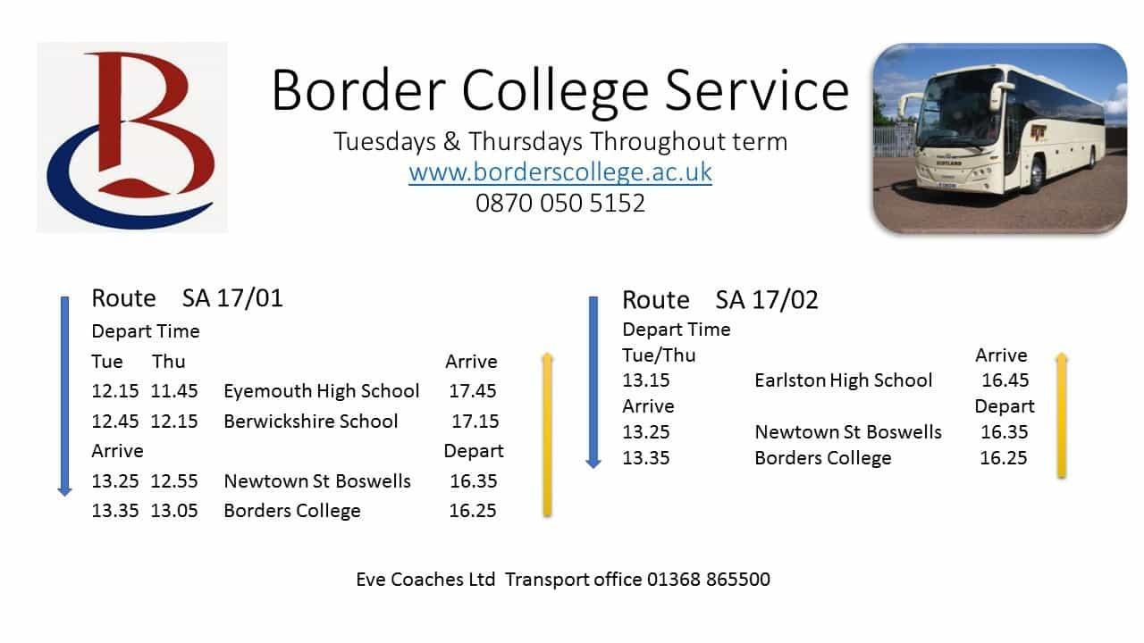 Borders College