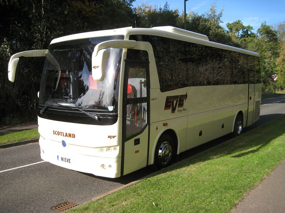 Temsa MD9 Joins our fleet